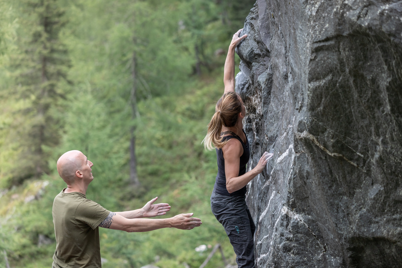 Yoga & Bouldern