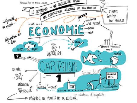 « Repenser l'économie pour agir contre le dérèglement climatique : c'est possible ? »