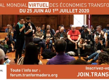 Forum Social Mondial (virtuel) des Economies Transformatrices