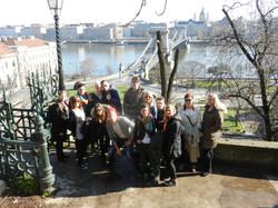 Fachexkursion Budapest 2RD
