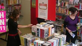 TOUR DE BUCHWIEN - Tourt mit uns durch die BuchWien 2011