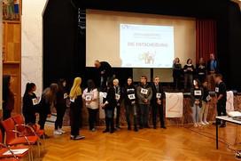 ÖRV und Berufsschule: 1. Lehrlings-Casting