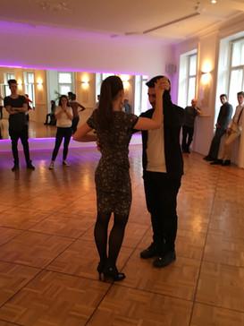 Die 2TB und die 2TD gehen tanzen