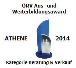 BSHR gewinnt ATHENE AWARD 2014