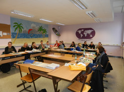 Klassenraum 305