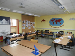 Klassenraum 301