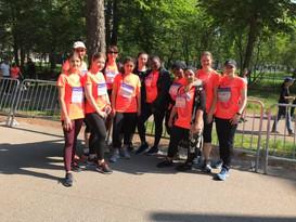 BSHR beim Frauenlauf