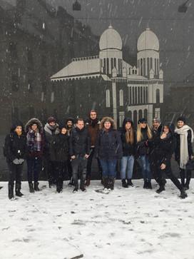 Abschlussexkursion Bratislava 2RM
