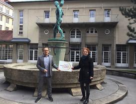 """Berufsschule für Handel und Reisen Wien tritt dem  """"Roundtable Human Rights in Tourism"""" bei"""