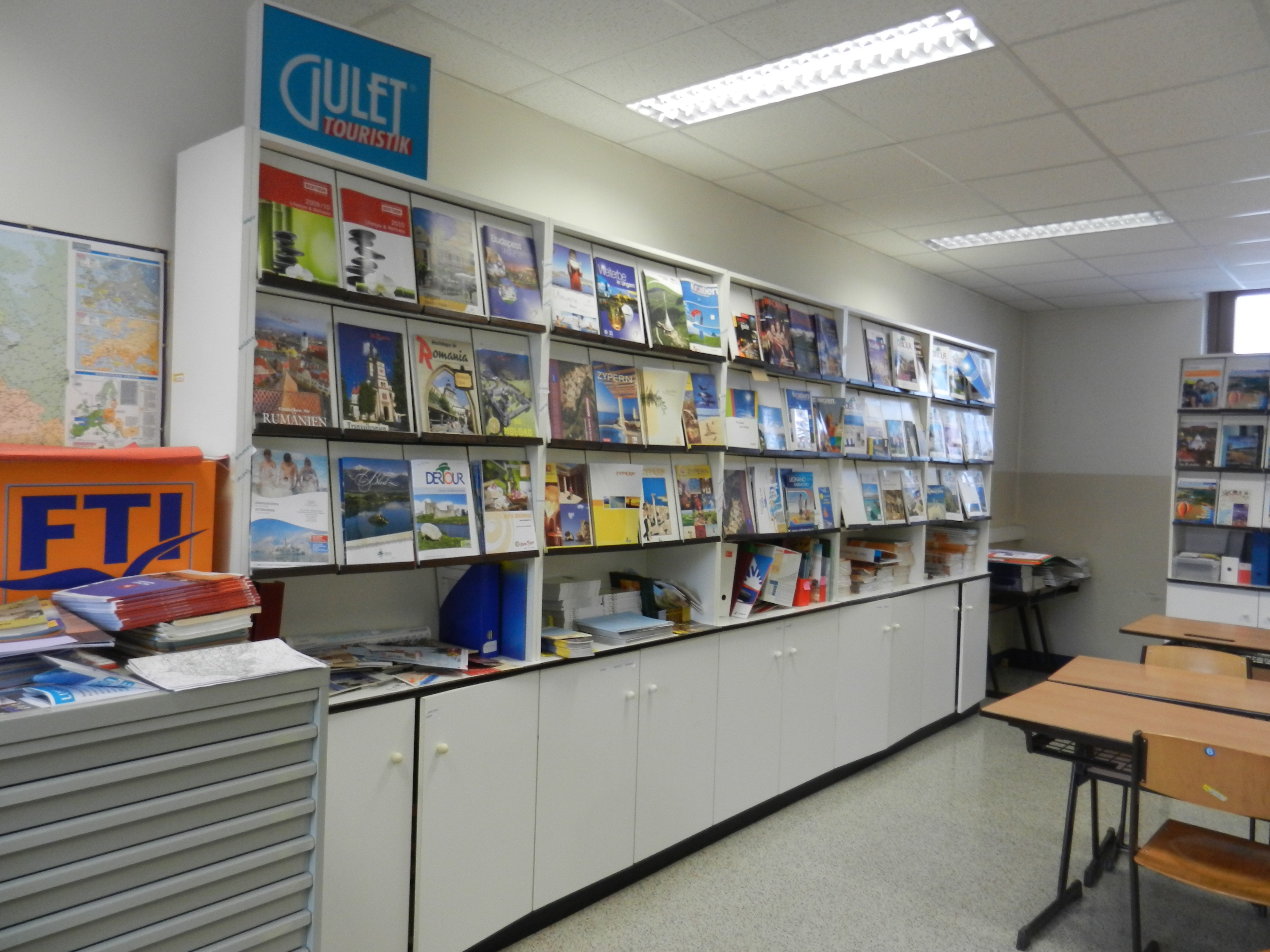 Klassenraum 336