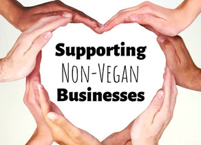 Supporting Non-Vegan Businesses