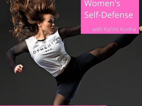 011: Women's Self-Defense