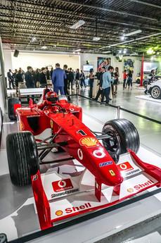 Schumacher's F1