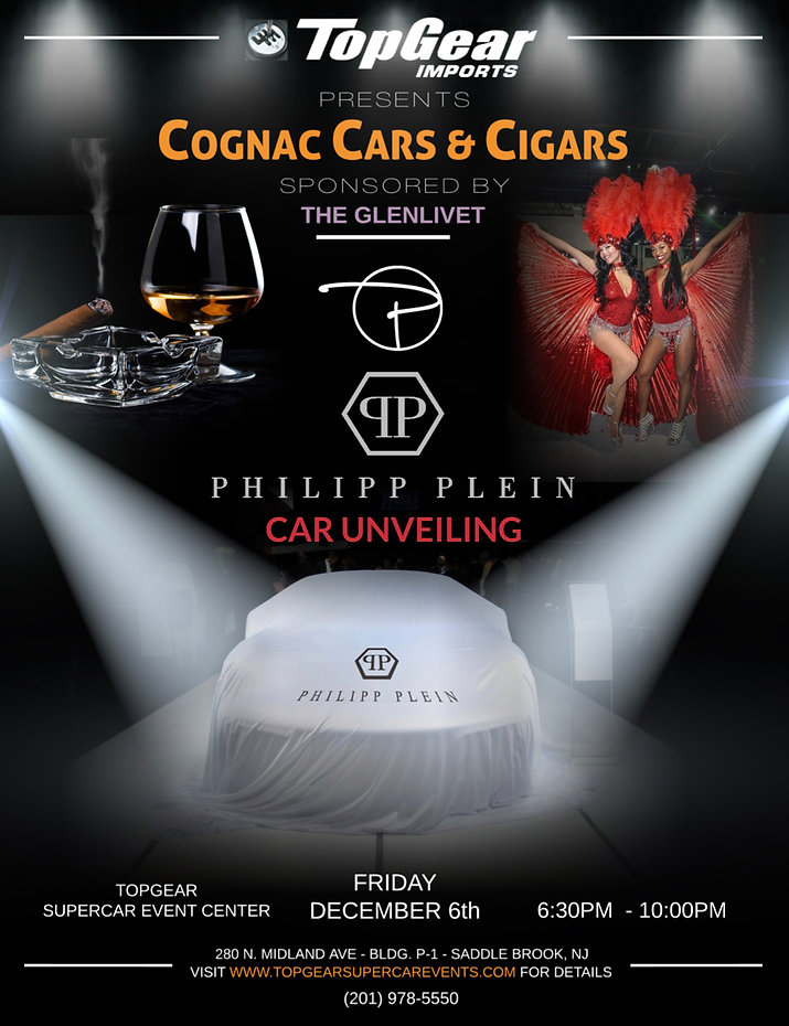 Cognac Cars and Cigars