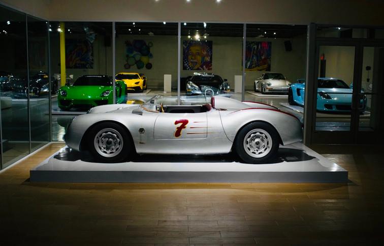 1956 Porsche 356 Spyder