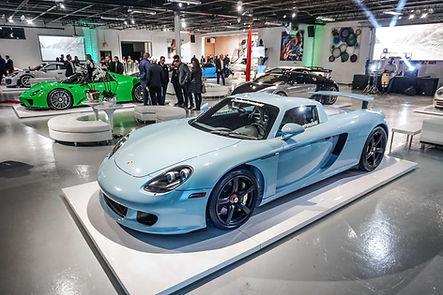 Porsche Carrera GT Gulf Blue
