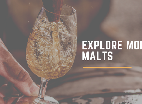Explore Moray's Malts