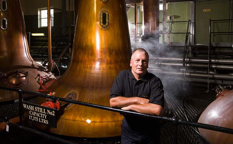 Cardhu Distillery