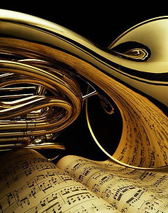 French Horn and sheet music.jpg