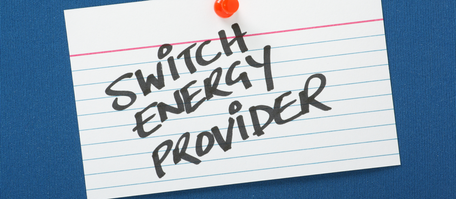Business Tips: 5 Things You Should Know When Switching Energy Providers