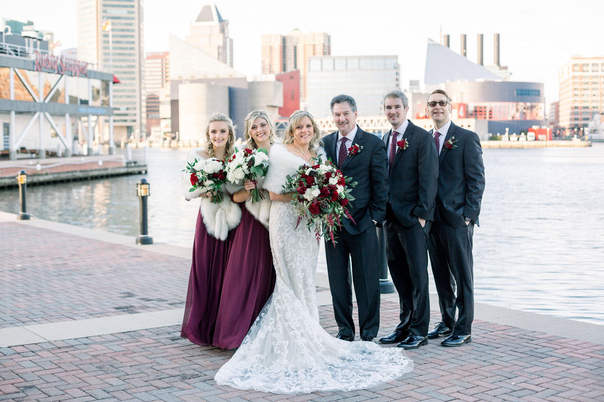 Rusty Scupper Wedding-Alana Renee Photography