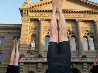 Guerilla Yoga: Sharing Yoga with the world