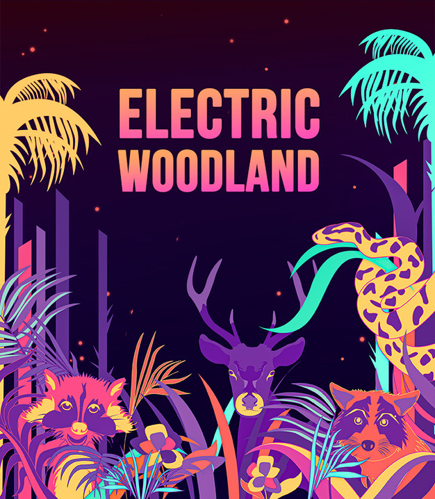 Electric Woodland