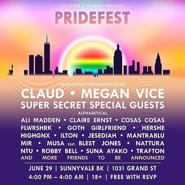New York Pridefest