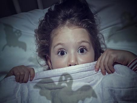 Çocuklarda Korku