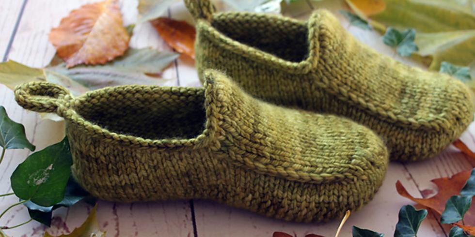 One Day Wonder: Woodland Slippers