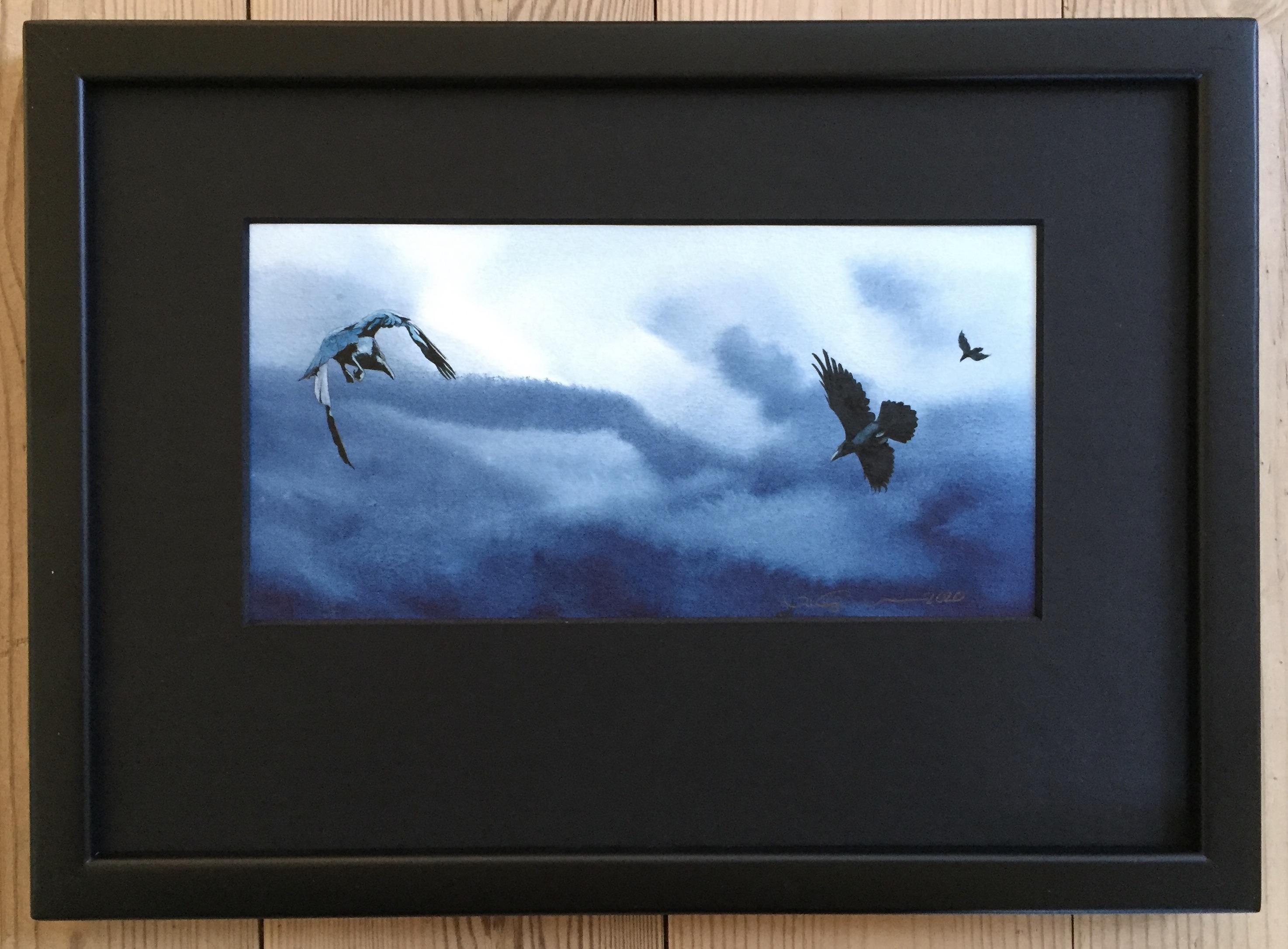 Ravens 4 - SOLD