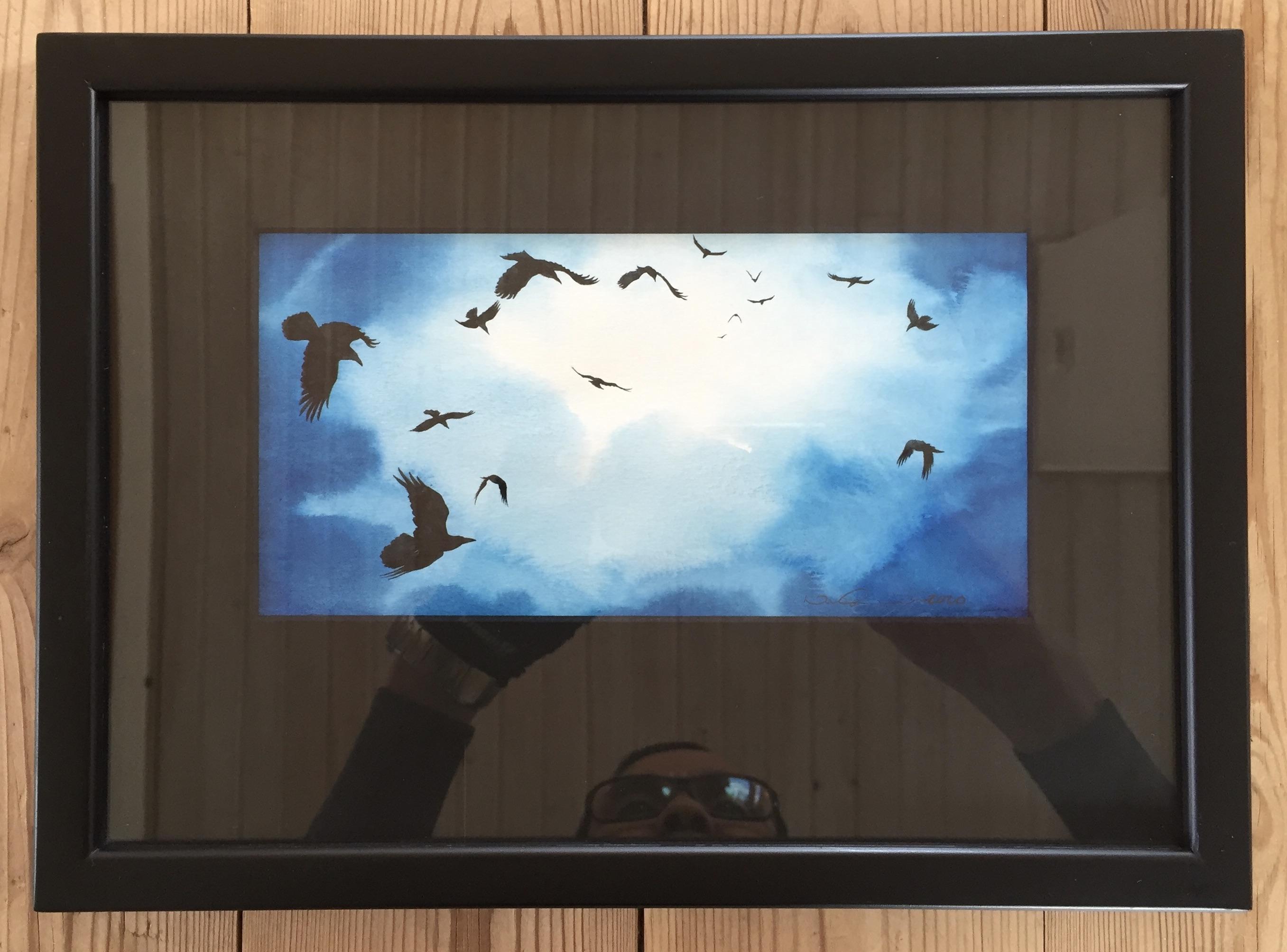 Ravens 3 - SOLD