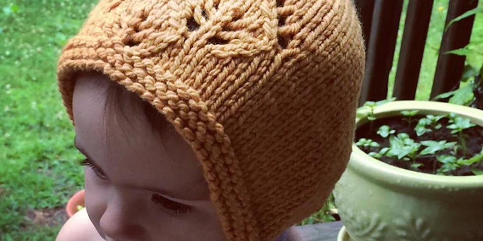One Day Wonder: Little Sprout Bonnet