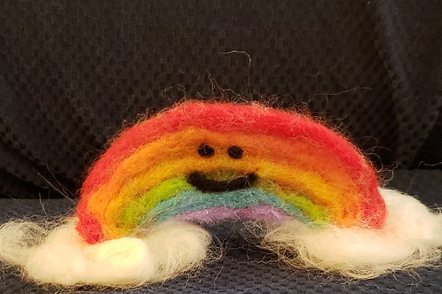 Fun Felting Fridays 1 class pass