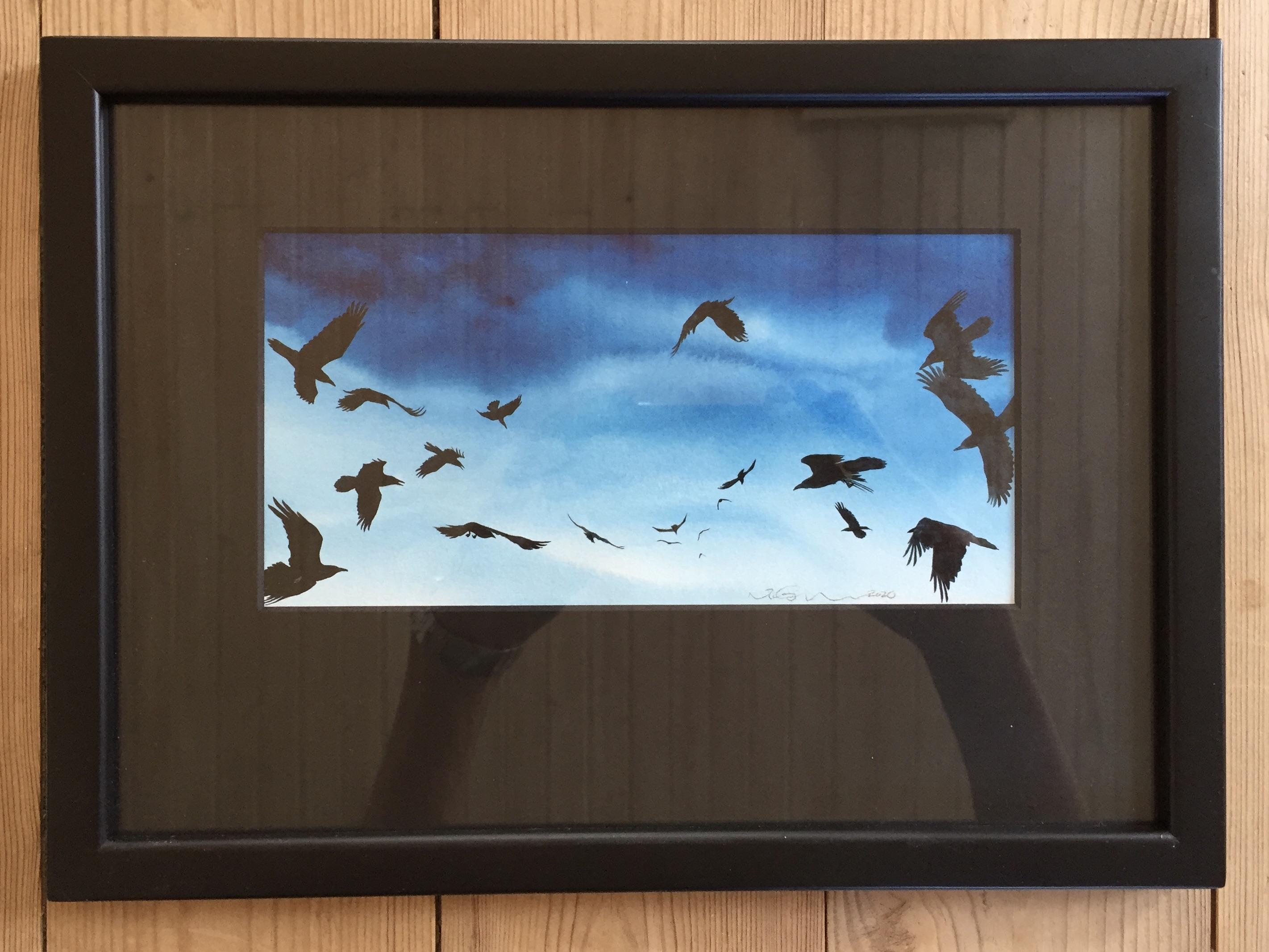 Ravens 2 - SOLD