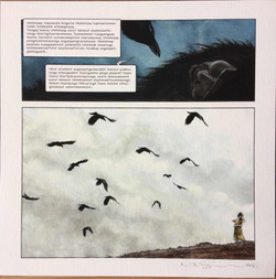 The Ermine, Ravens - SOLD