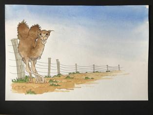 """Flemming (""""Hvordan kamelen..."""")"""