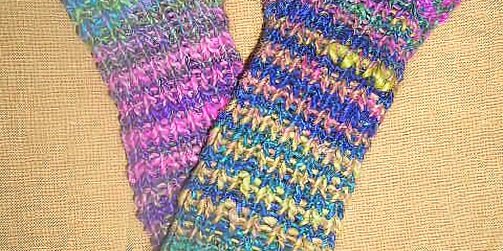 Noro Stripey Mitts