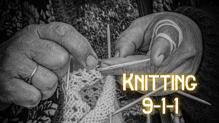 Knitting 911
