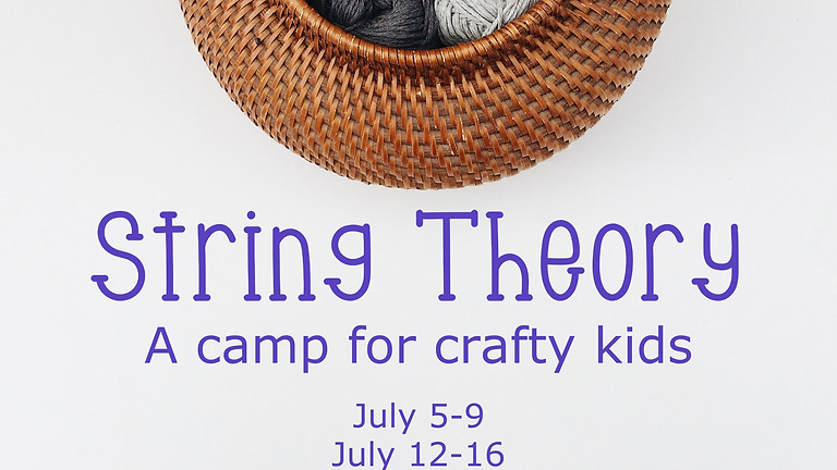 String Theory July 5-9