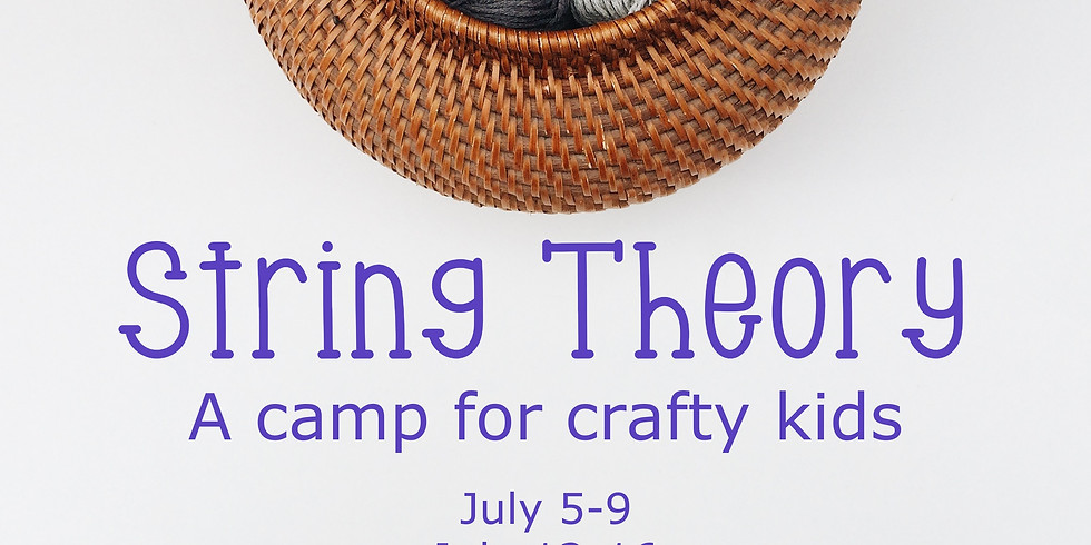 String Theory July 12-16