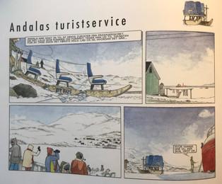 "Andalas Turistservice 1 (""Andalas største bedrifter 2)"