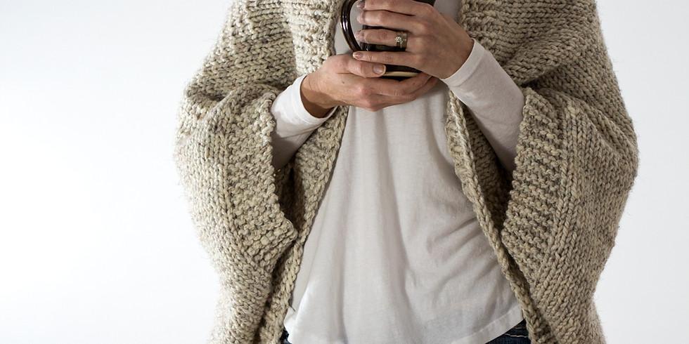 Decisiveness Sweater KAL