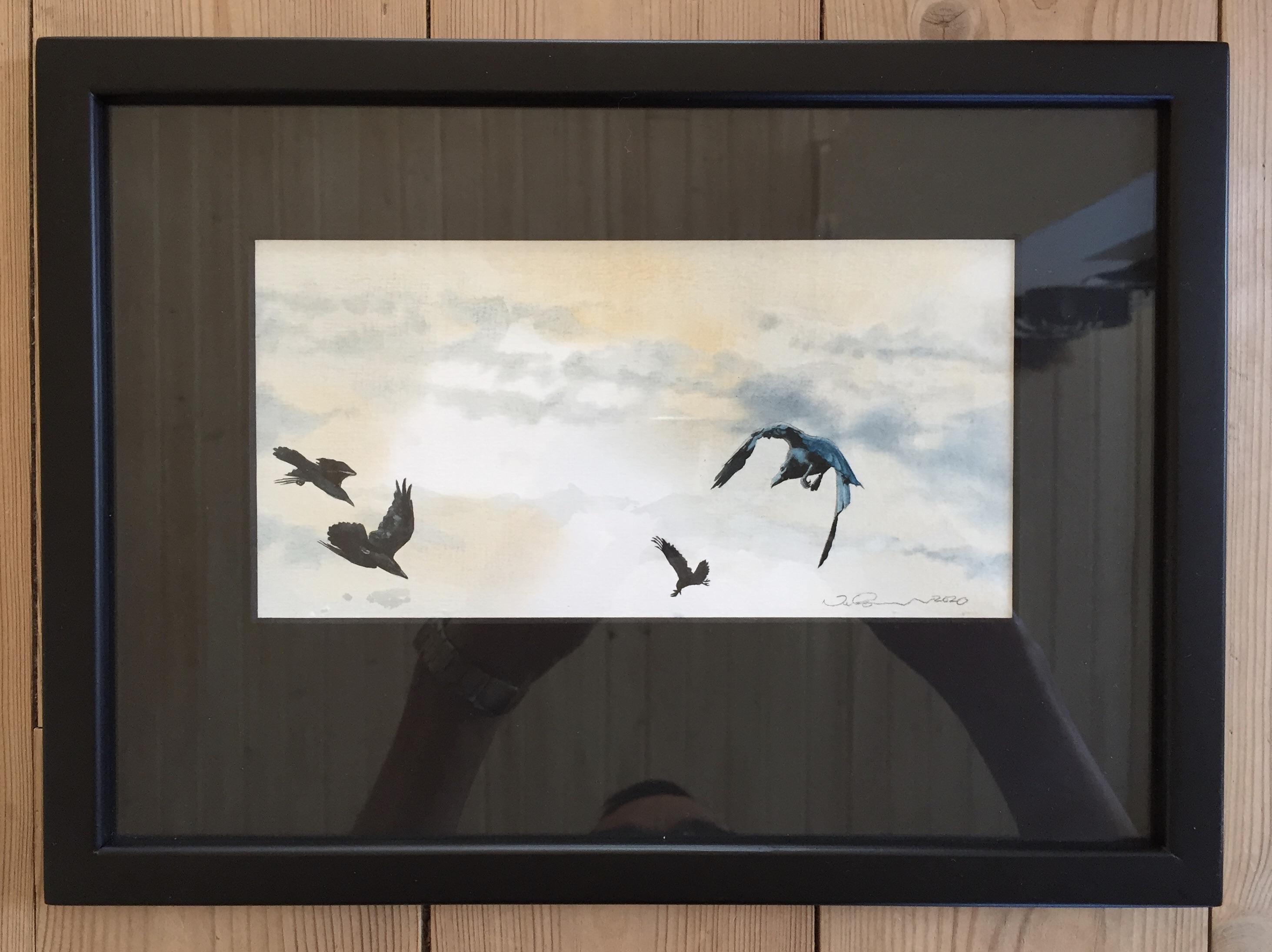 Ravens 1 - SOLD