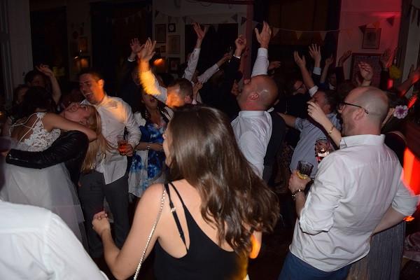 Party Climax.  DJ Jules, Wedding DJ London