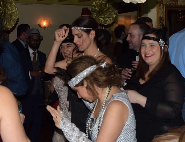 Dj Jules, Great Gatsby party night