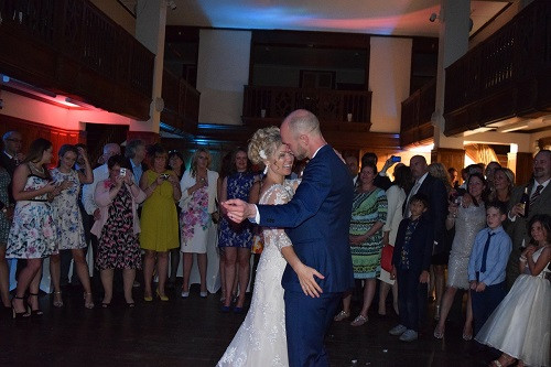 First Dance, Wedding DJ Charlton House