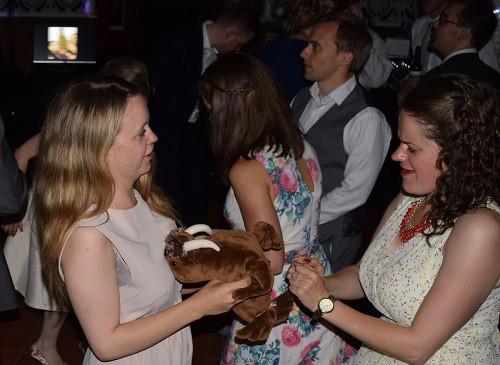 Dance action Horniman wedding, DJ Jules, Wedding DJ London