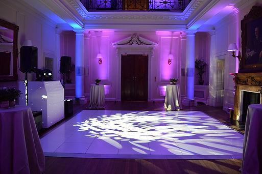 Sparkling LED Dance Floors