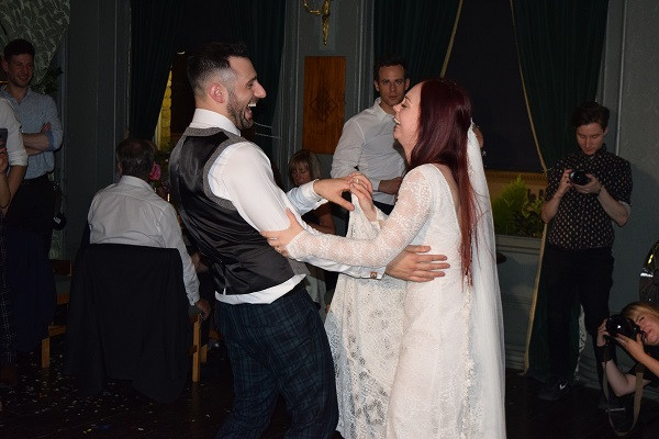 The First Dance, The East Dulwich Tavern